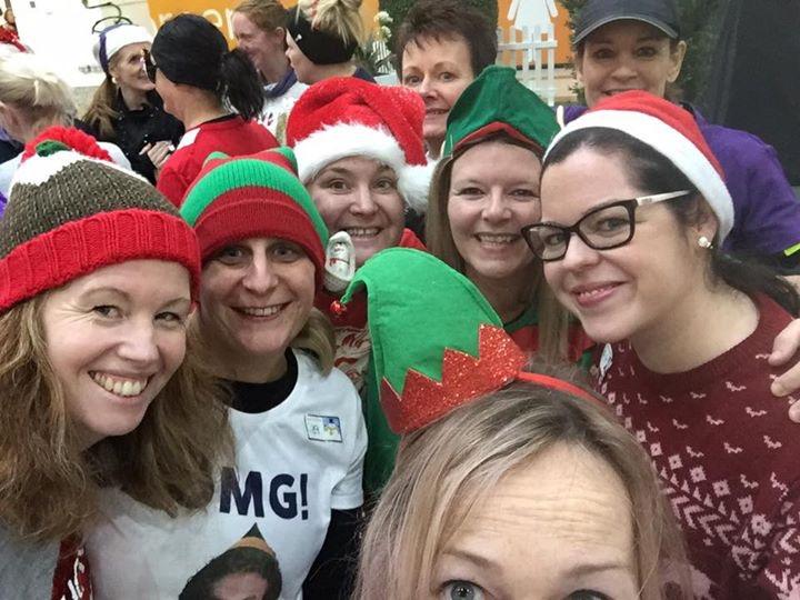 NWR Christmas Jumper Run 3, Dec 2016