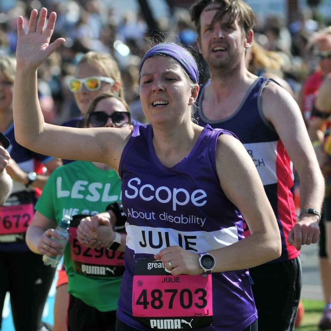 NWR-Great-North-Runner-Julie-Bridges-showing-how-emotional-a-big-race-can-be