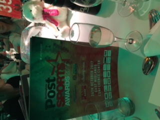 Nottingham Post Sports Awards - Club of the year 2017