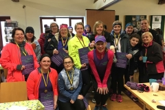 NWR Watnall Warriors Graduation - Brierley Hill Parkrun, February 2017