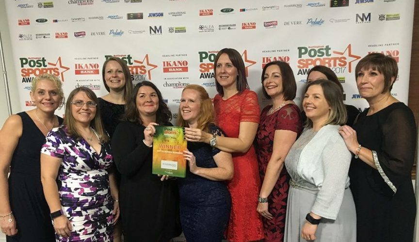 Nottingham Post Sports Awards 2017 - Club of the Year