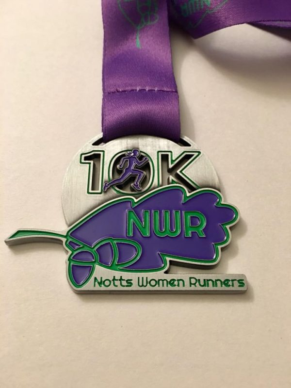 10km Improvers Medal