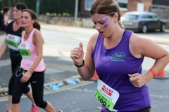 Robin Hood Half Marathon/Marathon 2017